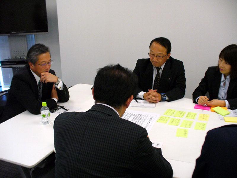 東急ファシリティとの合同演習3